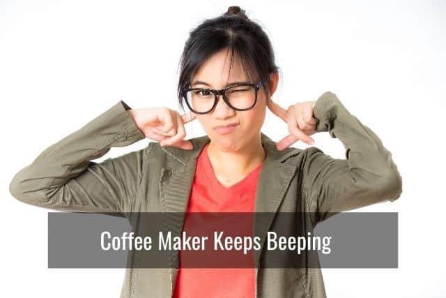 Coffee Maker Keeps Beeping