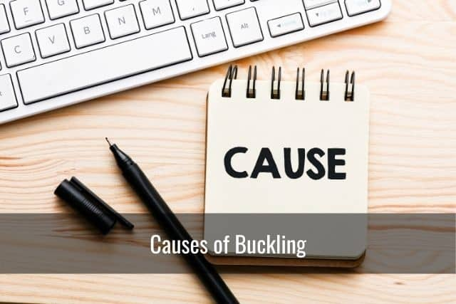 Causes of Vinyl Plank Buckling